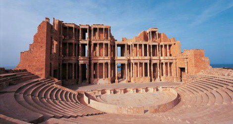 Here Are the Treasures Libyan Violence Is Keeping Archaeologists From