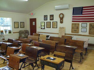 Countryman Family One Room Schoolhouse Museum