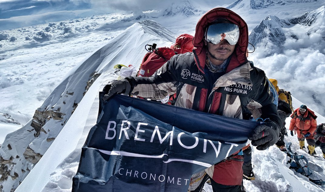 Nepalese Mountaineer Smashes Speed Record for Climbing World's 14 Tallest Peaks
