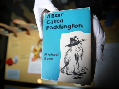 The first volume of the delightful children's series by author Michael Bond appeared on October 13, 1958.