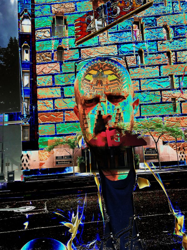 Me and the guardian building thumbnail