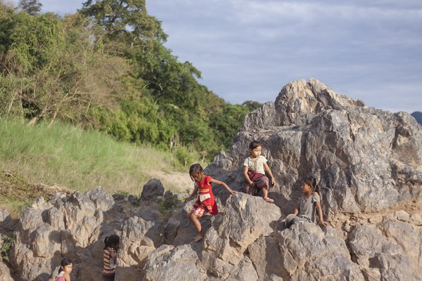 Children Playing in Nature thumbnail
