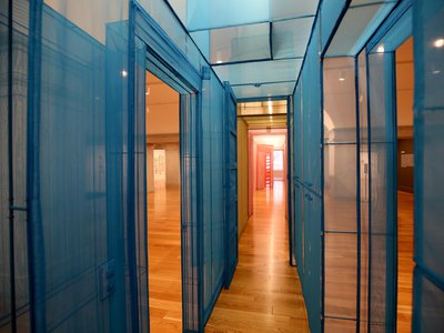 """""""Do Ho Suh: Almost Home"""" at the Smithsonian American Art Museum, 2018"""