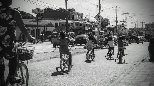 Kids On A Bike Ride thumbnail