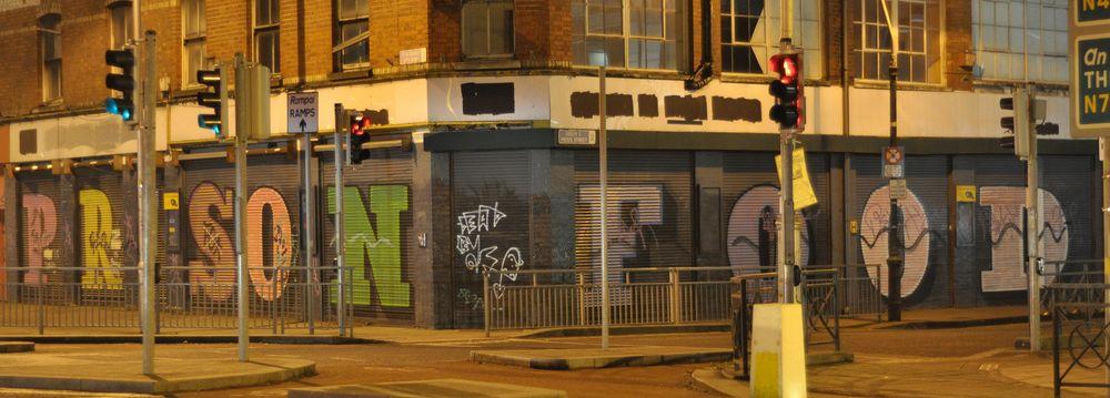 Prison Food Graffiti