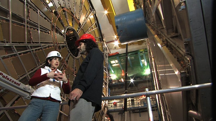 Art and Science Collide in the Discovery of the Higgs Boson