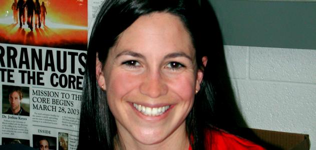 Liz Cottrell, Smithsonian Volcanism Program Director