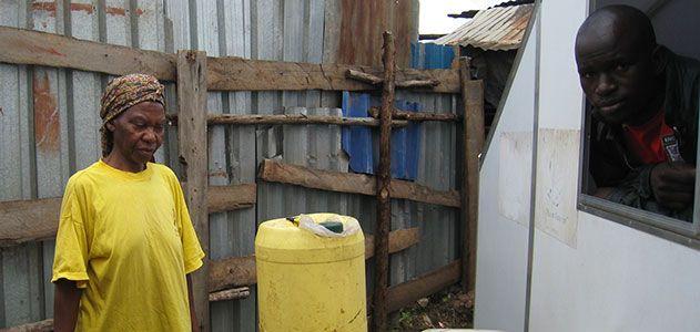 HabiHut in Kenya
