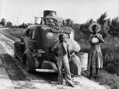 African-American Family