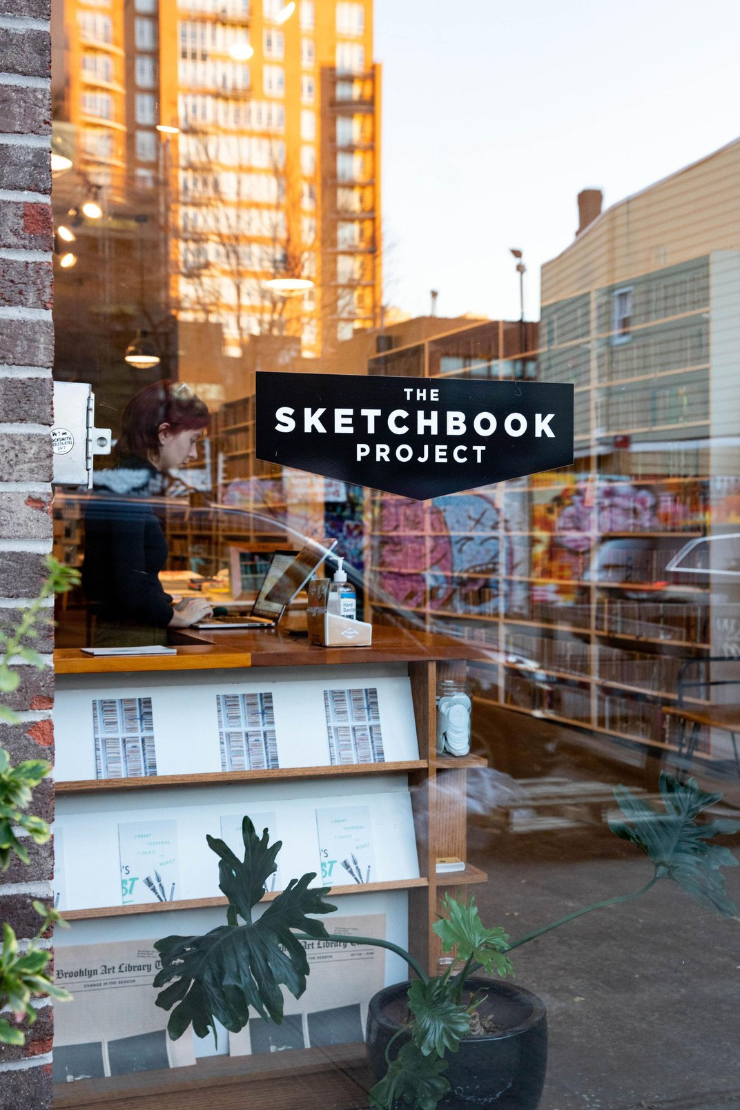 This Library in Brooklyn Is Home to the World's Largest Sketchbook Collection