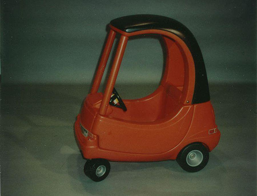 A Brief History of the Cozy Coupe