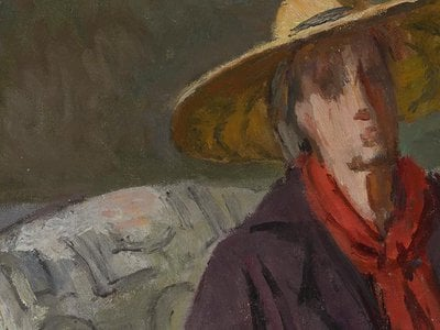 Vanessa Bell, Self Portrait, c. 1952