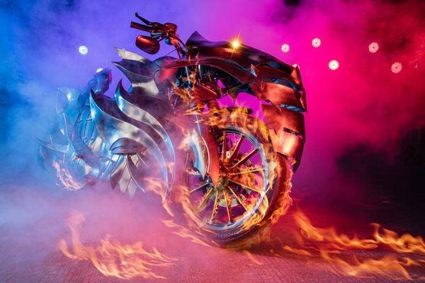 Motor on Fire thumbnail
