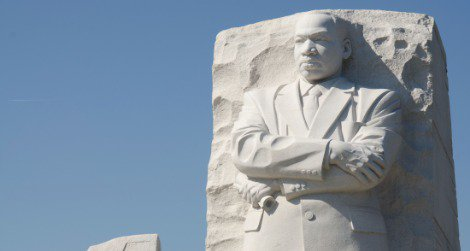 The Martin Luther King, Jr. Memorial in Washington, DC. USDA