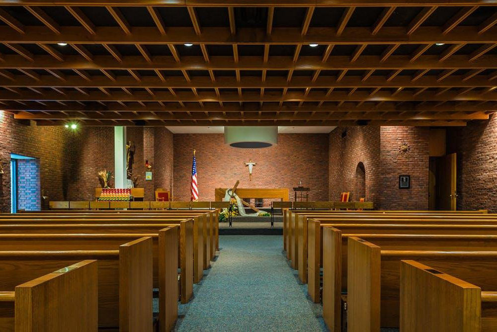 Our Lady of the Airways Chapel, Logan Airport, Boston