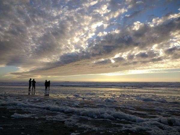 San Francisco Ocean Beach Sunset thumbnail