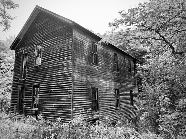 Old mill house thumbnail