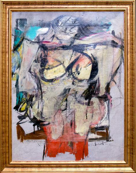 Did This Couple Steal a $160 Million de Kooning?