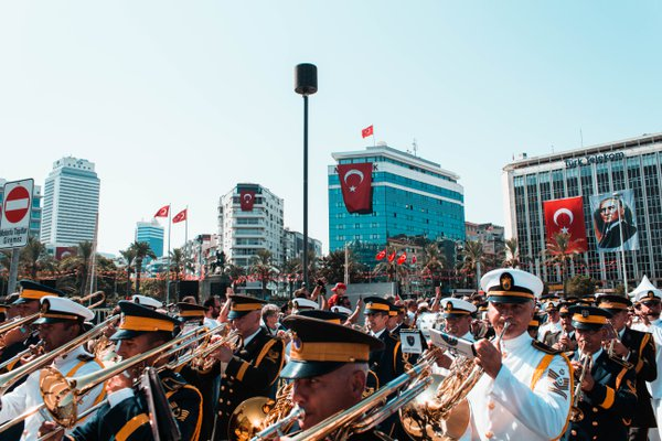 Victory Day celebration in Turkey  thumbnail