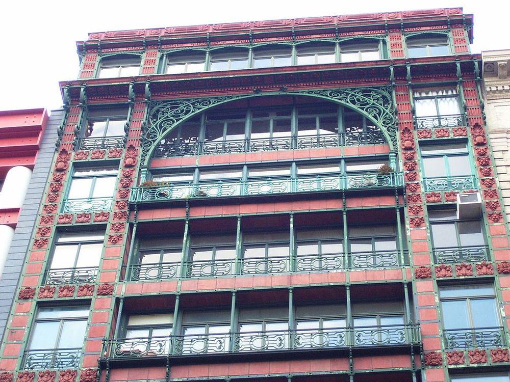 Broadway Singer Building