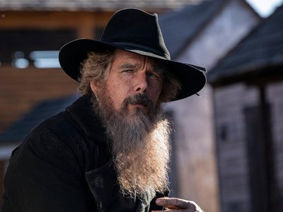"""Ethan Hawke plays abolitionist John Brown in Showtime's """"The Good Lord Bird."""""""