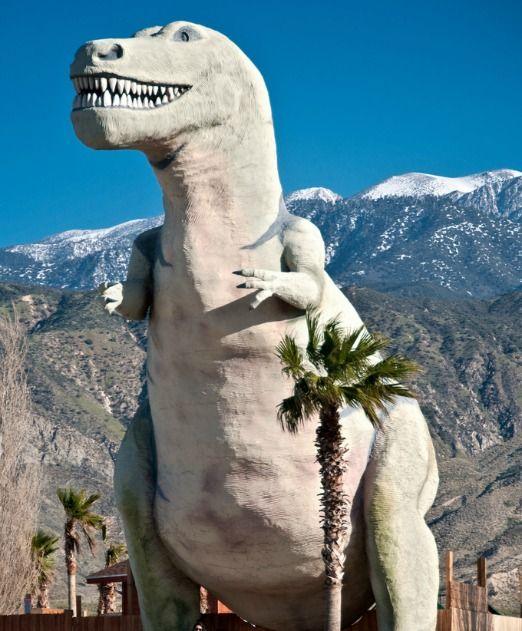Mr. Rex, Cabazon, California