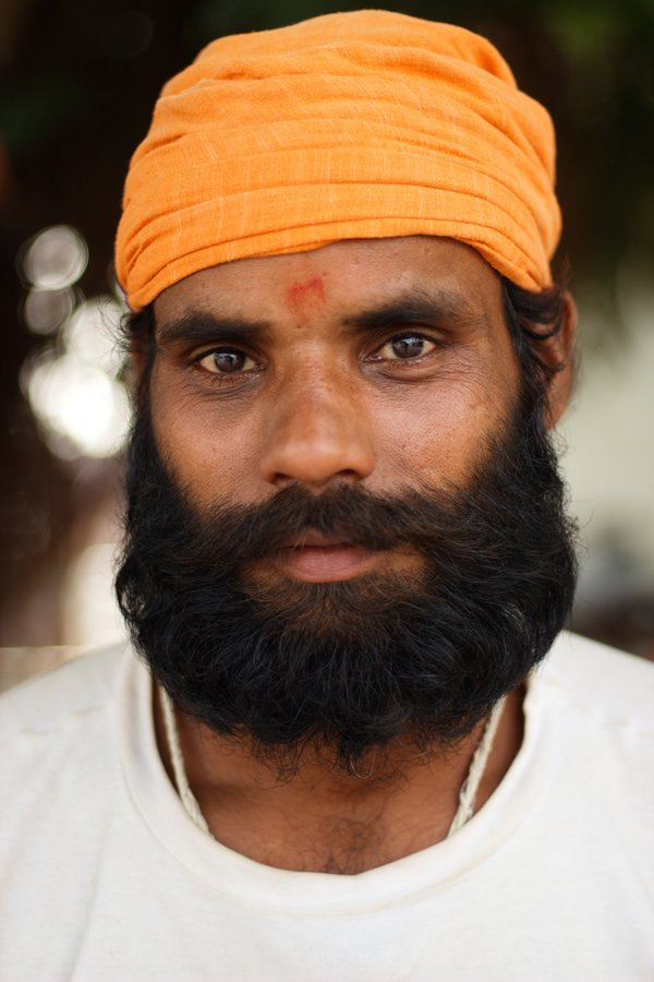 The Sadhu and the World In His Eyes thumbnail
