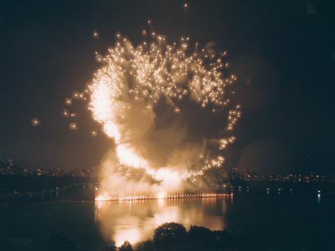 An Explosive 25th Anniversary for the Sackler with Artist Cai Guo-Qiang