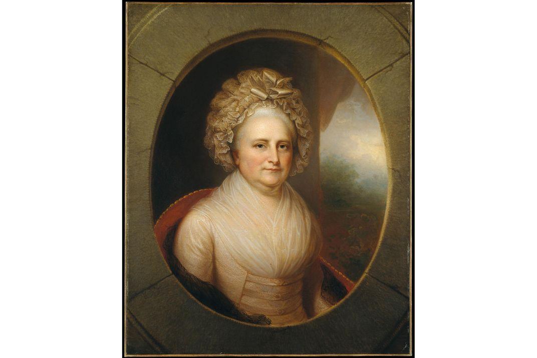 Why Martha Washington's Life Is So Elusive to Historians