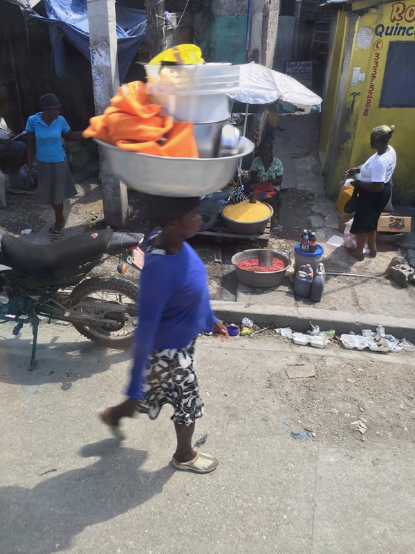 Market Day in Port-au-Prince thumbnail