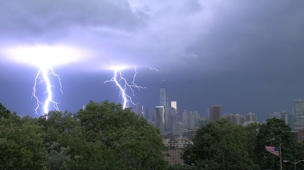 Twin Thunders Bumpers, at WTC in Jersey City Heights  thumbnail