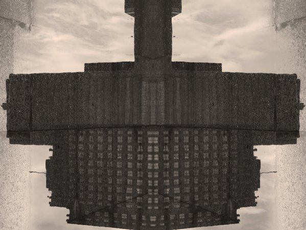 A building in a puddle thumbnail