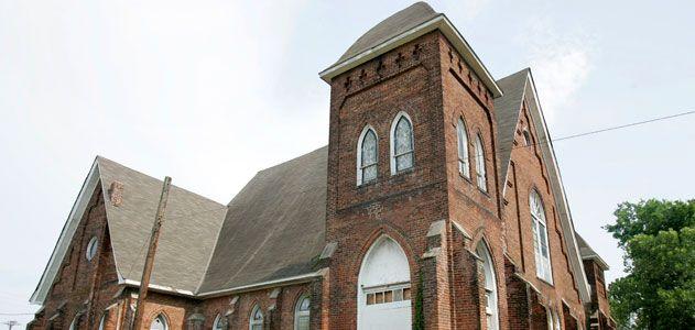 Centennial Baptist Church Arkansas
