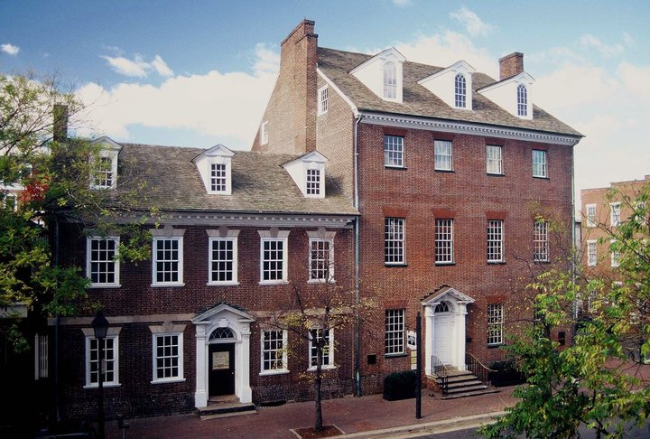Smithsonian Associates will offer a virtual tour of George Washington's Alexandria on October 16 that spotlights churches, houses, taverns and other sites associated with the first president, as well the newly revitalized waterfront. (Visit Alexandria)