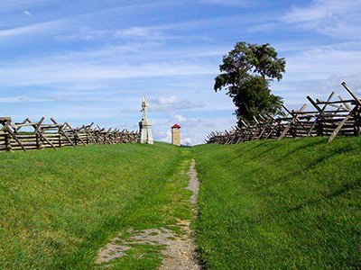 Antietam remains the bloodiest day in American history—23,000 men died or were wounded on that battlefield.