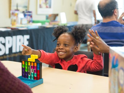 Purdue University's INSPIRE Research Institute for Pre-College Engineering works with pre-school, school-age, college undergrads, engineers and parents to test and rate science- and tech-themed products.