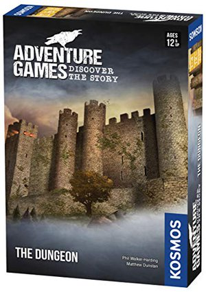 Preview thumbnail for 'Adventure Games: The Dungeon