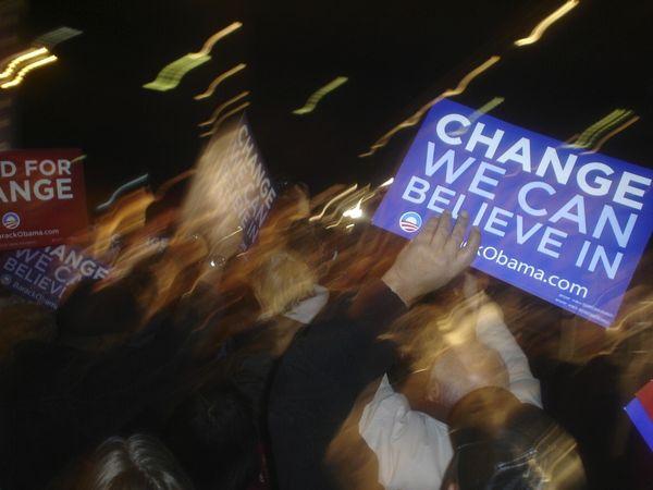 Obama Rally Saint Louis Missouri thumbnail