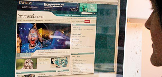 Smithsonian online