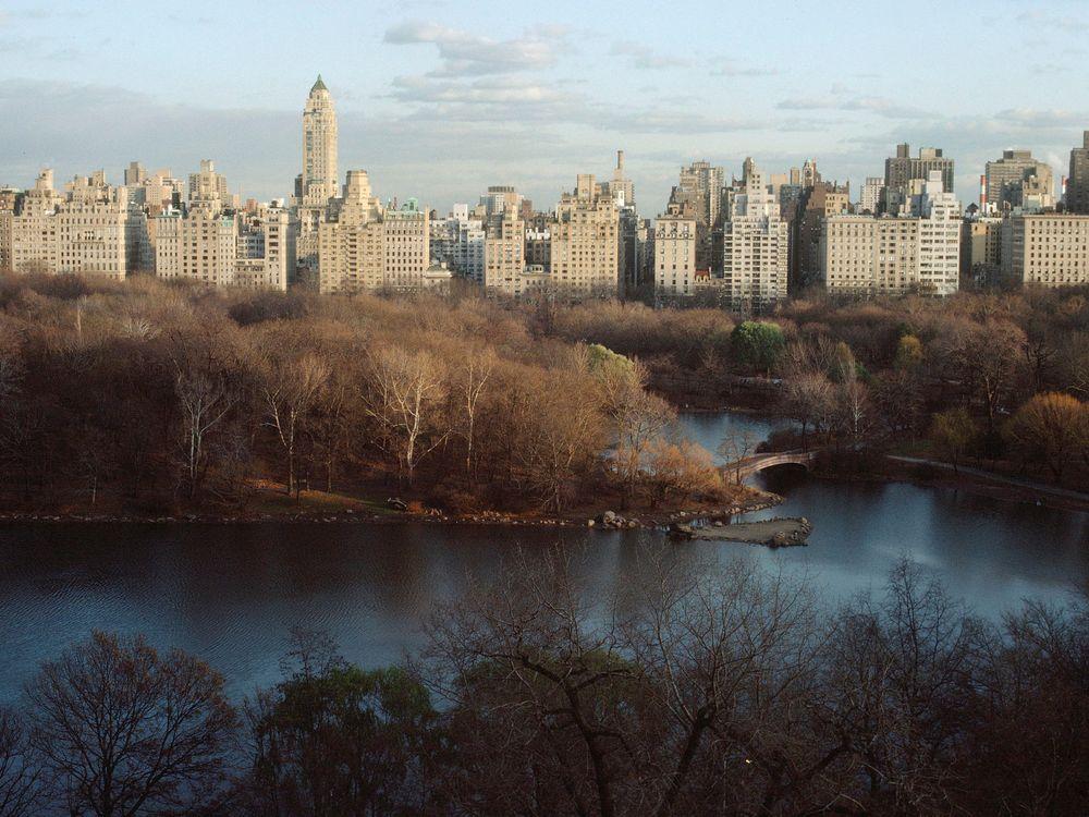 Central Park 1990