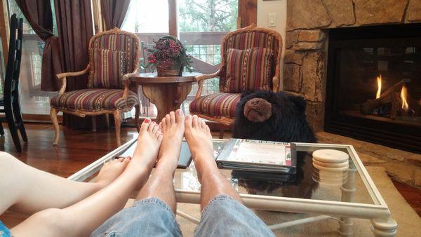 Barefoot mountain retreat thumbnail