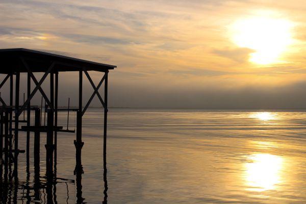 Dauphin Island Sunset thumbnail