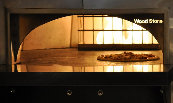 pizza in oven thumbnail