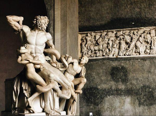 Vatican Statue thumbnail