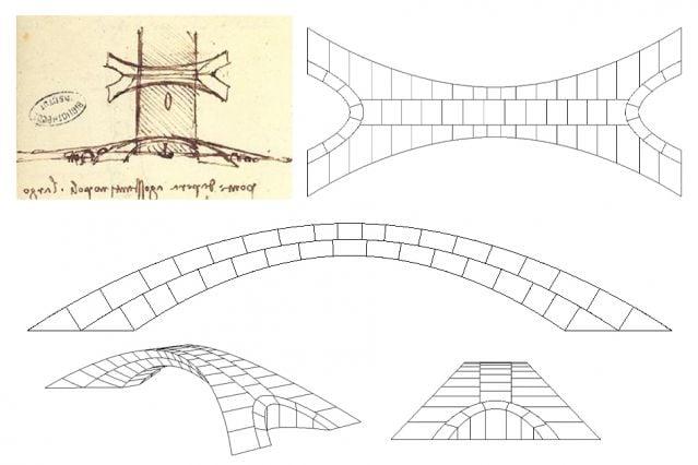 Scientists Prove Leonardo da Vinci's 500-Year-Old Bridge Design Actually Works
