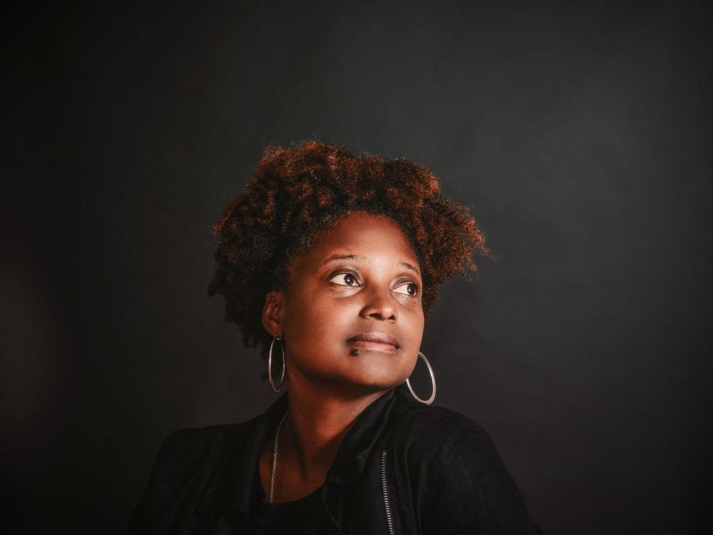 Tracy K. Smith portrait