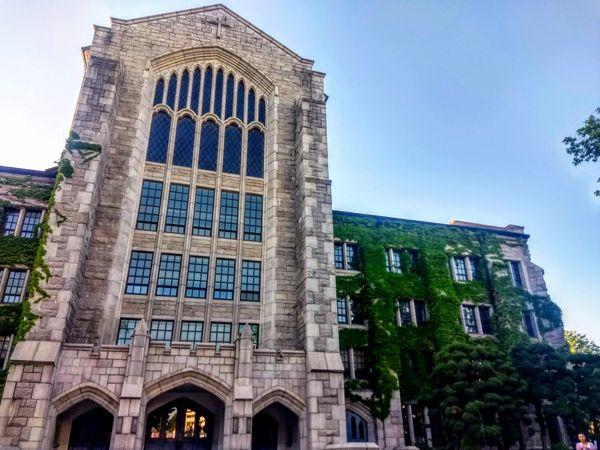 Ehwa woman's university South Korea thumbnail
