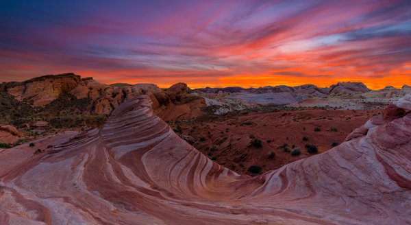 The wave at the valley of fire thumbnail