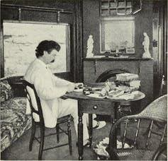 For Mark Twain, It Was Love At First Sight