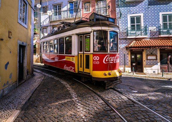 Lisbon Tram thumbnail